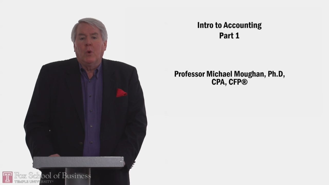 58277Introduction to Accounting Part 1