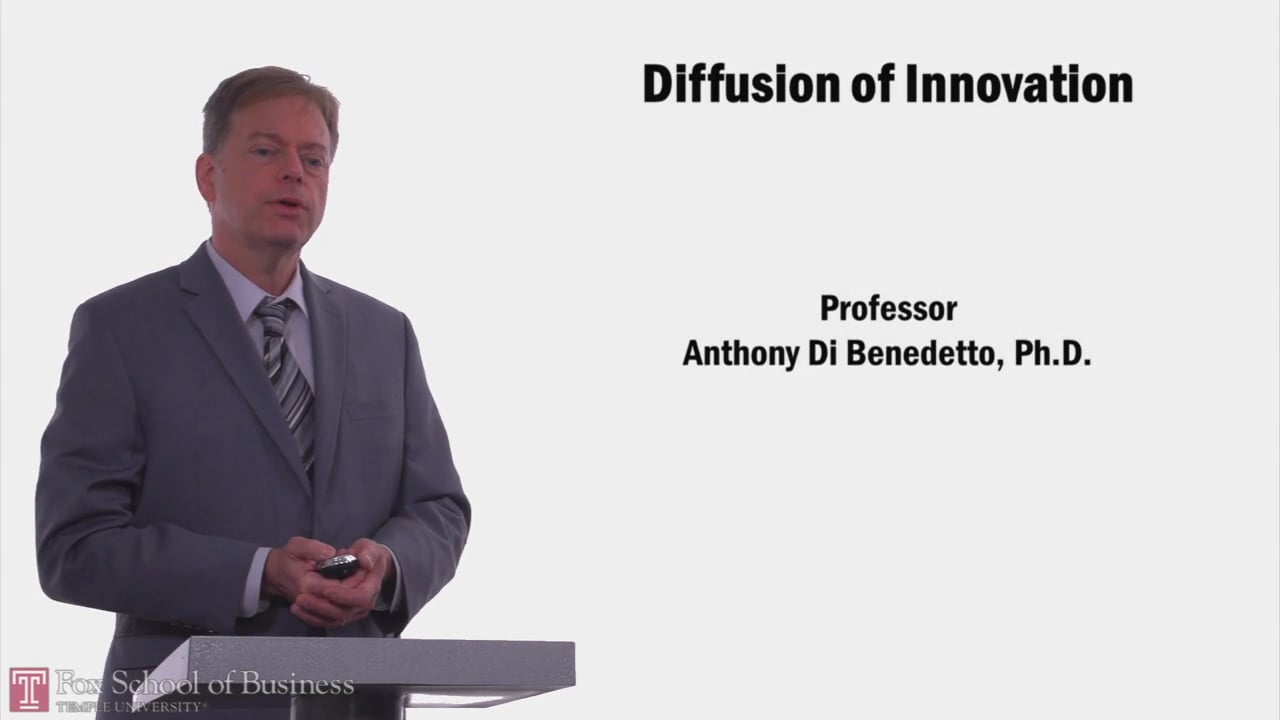 57983Diffusion of Innovation