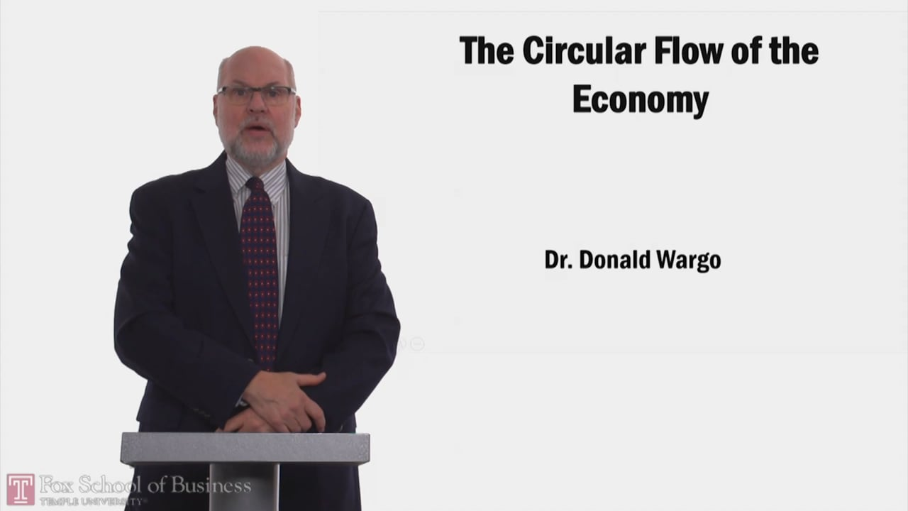 58272The Circular Flow of the Economy