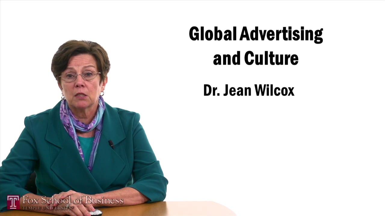 57475Global Advertising and Culture