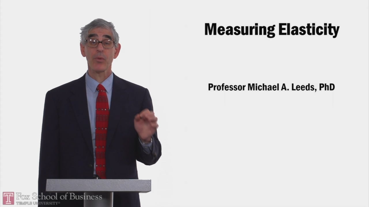 58210Measuring Elasticity