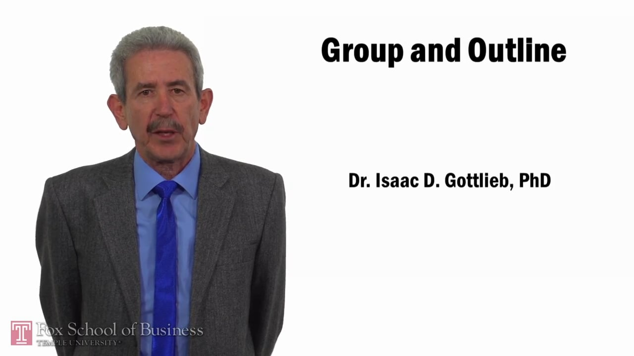 57784Group and Outline