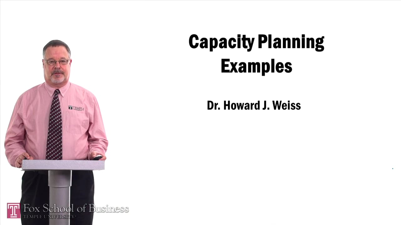 57507Capacity Planning Examples