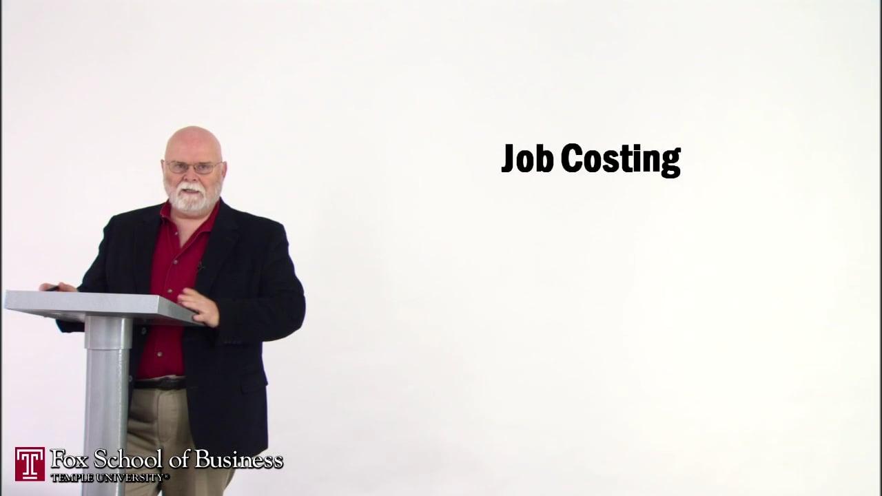 56838Job Costing