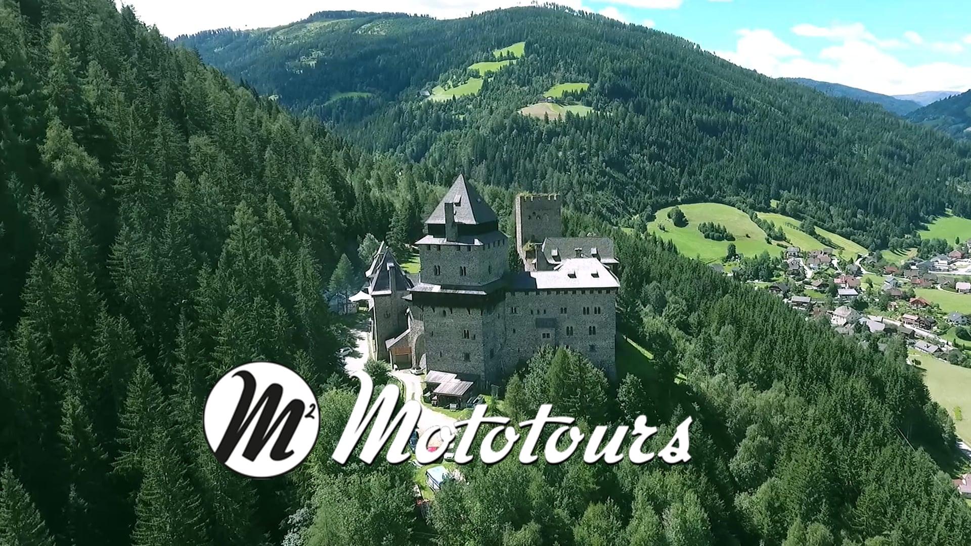 M2 Moto Tours - Euro Alps (Switzerland, Austria, France & Italy)