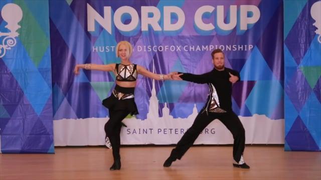 Nord Cup 2016. Абсолют финал  1 место fast Дмитрий & Светлана Колмогорловы