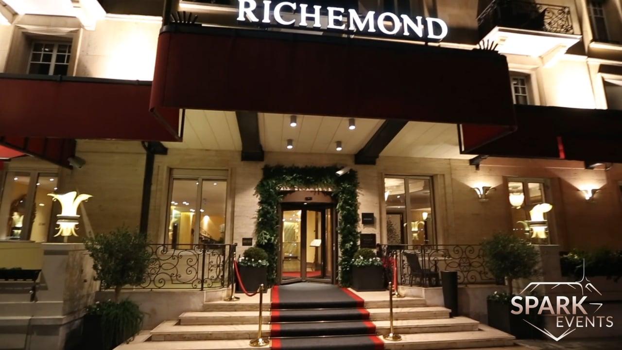SparkEvents.ch @Richemond Hotel, Geneva
