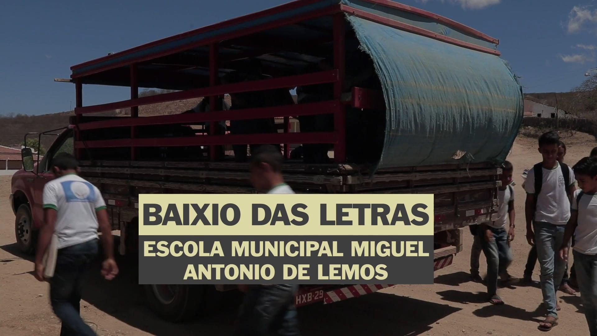 BAIXIO DAS LETRAS