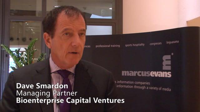 Dave Smardon, Bioenterprise Capital Ventures Inc. on How Attending a Couple of marcus evans Events Led to a $20 Million ROI
