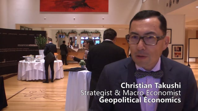 Christian Takushi, Strategist, Geopolitical Economics on Corporate Governance as the Most Important Future Topic