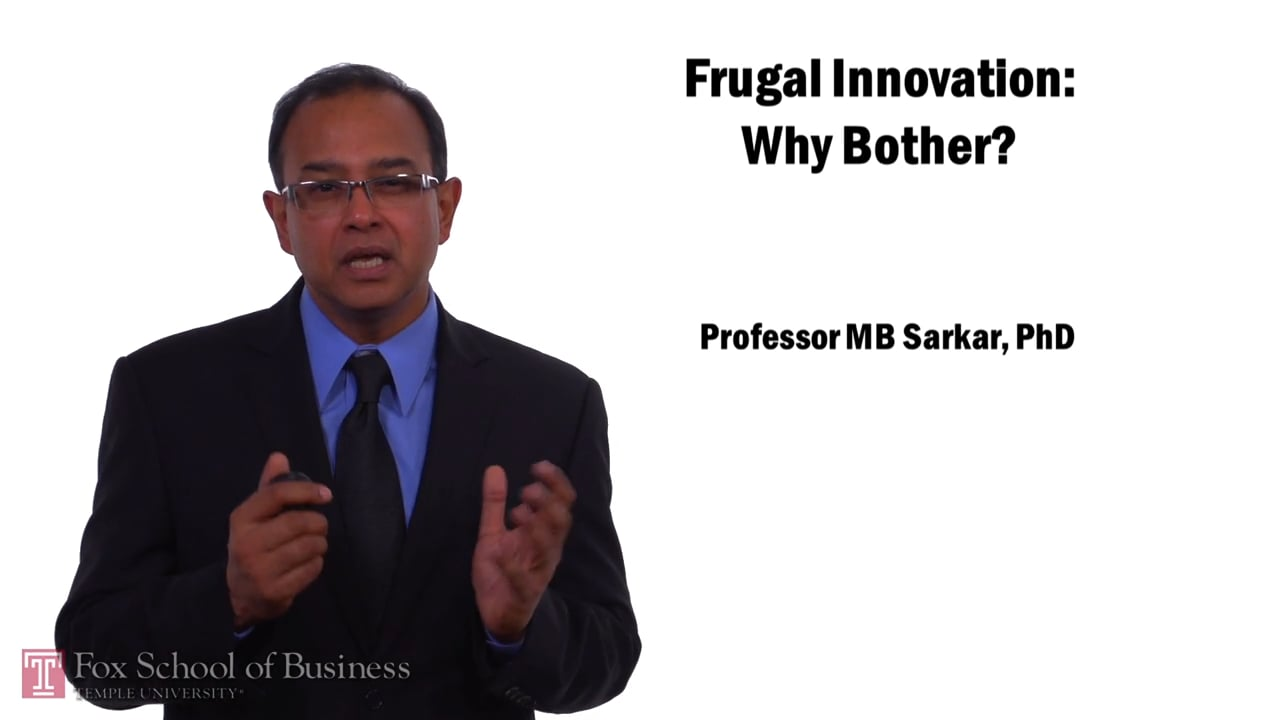 57828Frugal Innovation – Why Bother