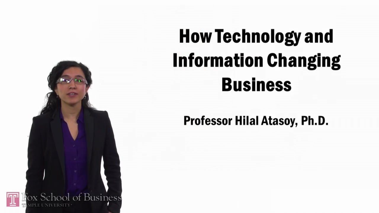 57738How Technology and Information Changing Business