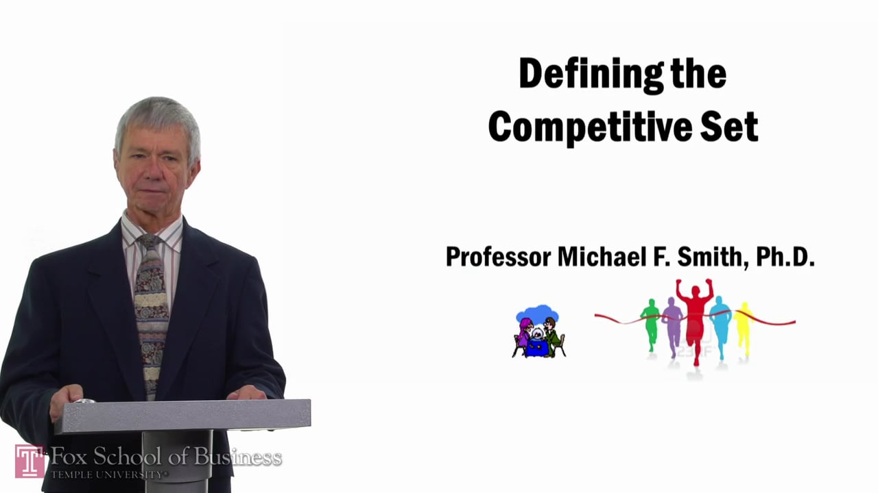 57722Defining the Competitive Set