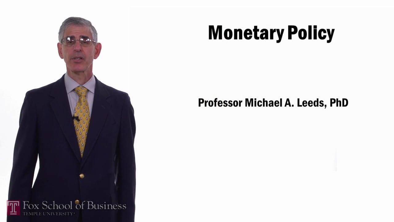 57658Monetary Policy