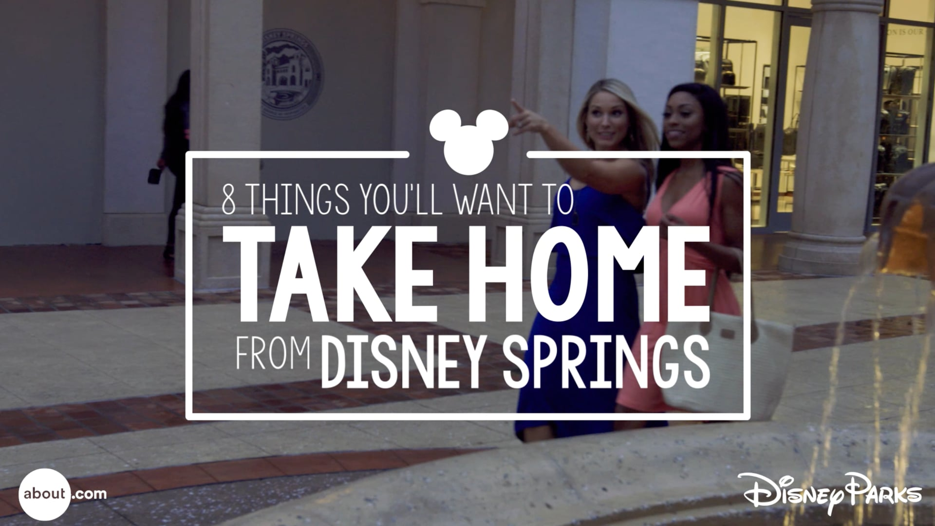 8 Things You'll Want to Take Home from Disney Springs