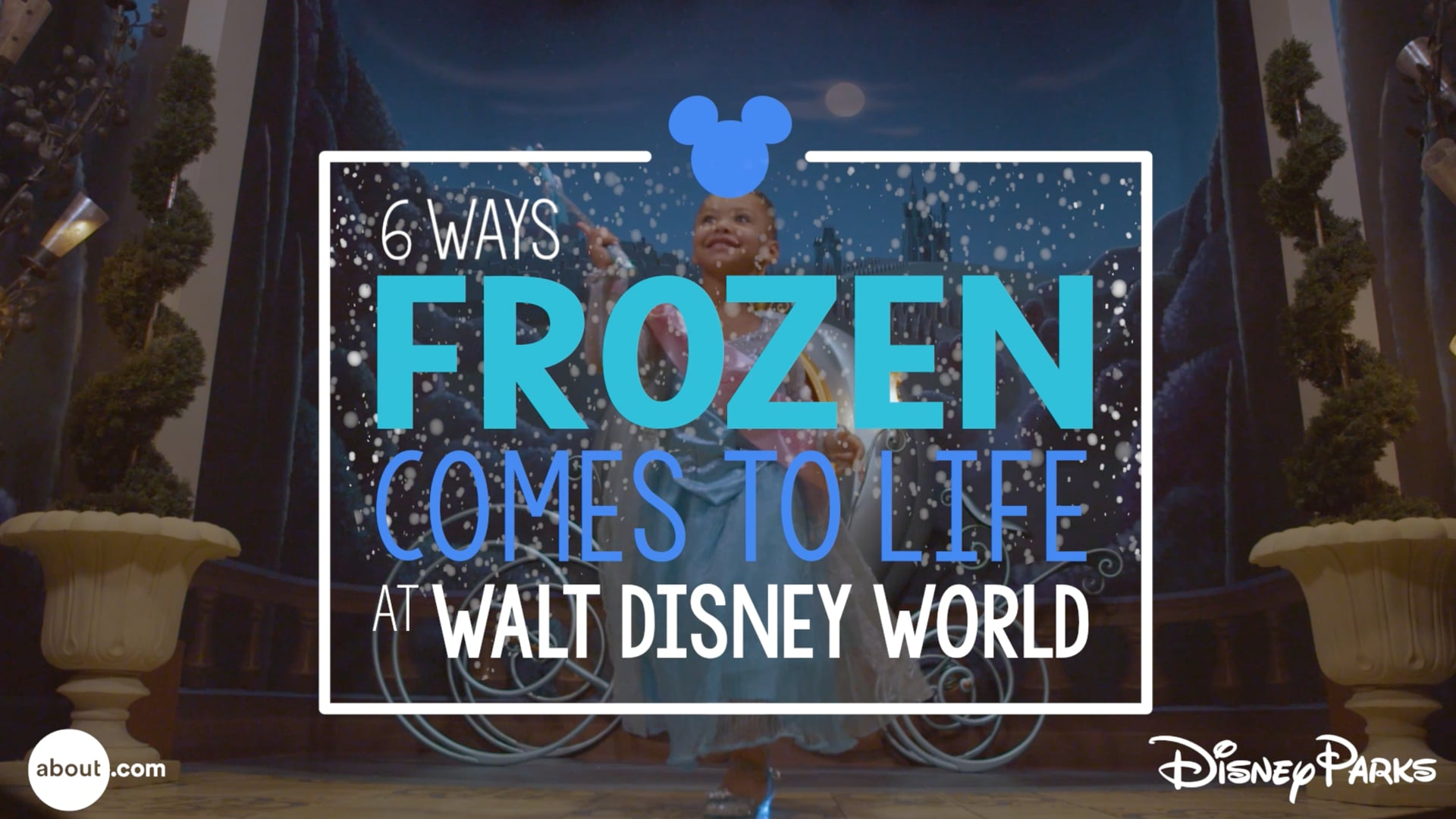 6 Ways Frozen Comes to Life at Walt Disney World