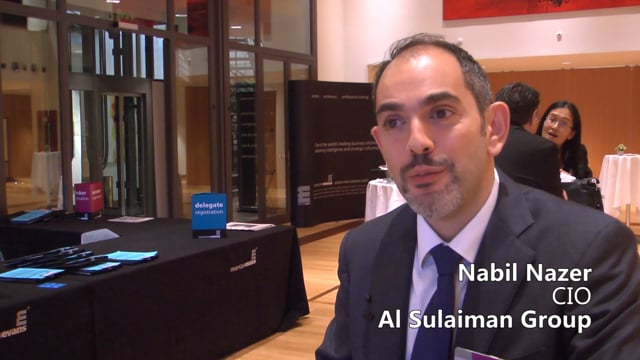 Nabil Nazer, Al Sulaiman Group on the Safest Currency Nowadays