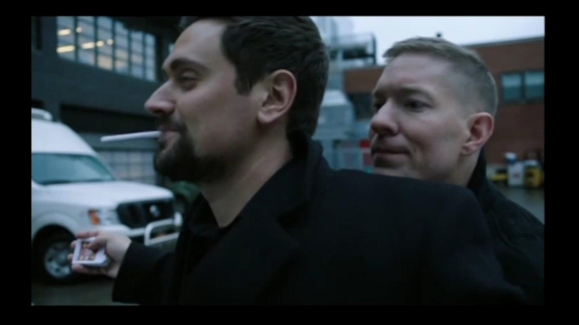 Aleksandar Popovic as Petar in POWER - Season 3