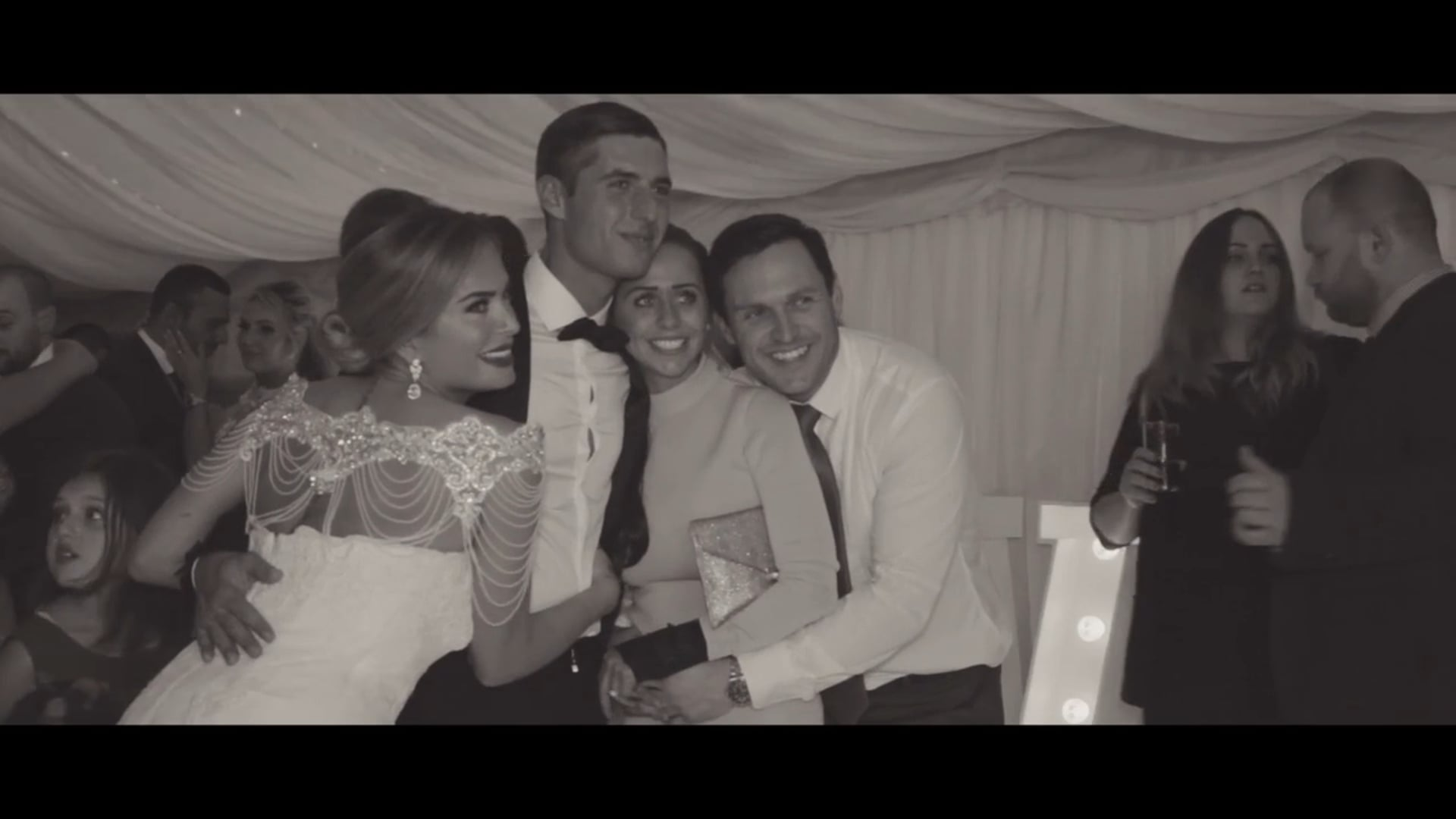 Jenna & TJ - Wedding Highlights