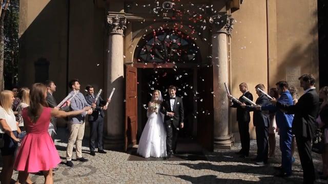 Konfetti wesele