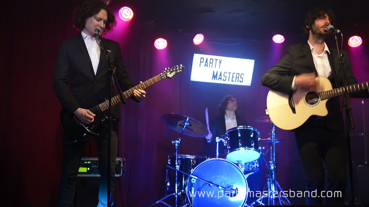 Party Master band promo