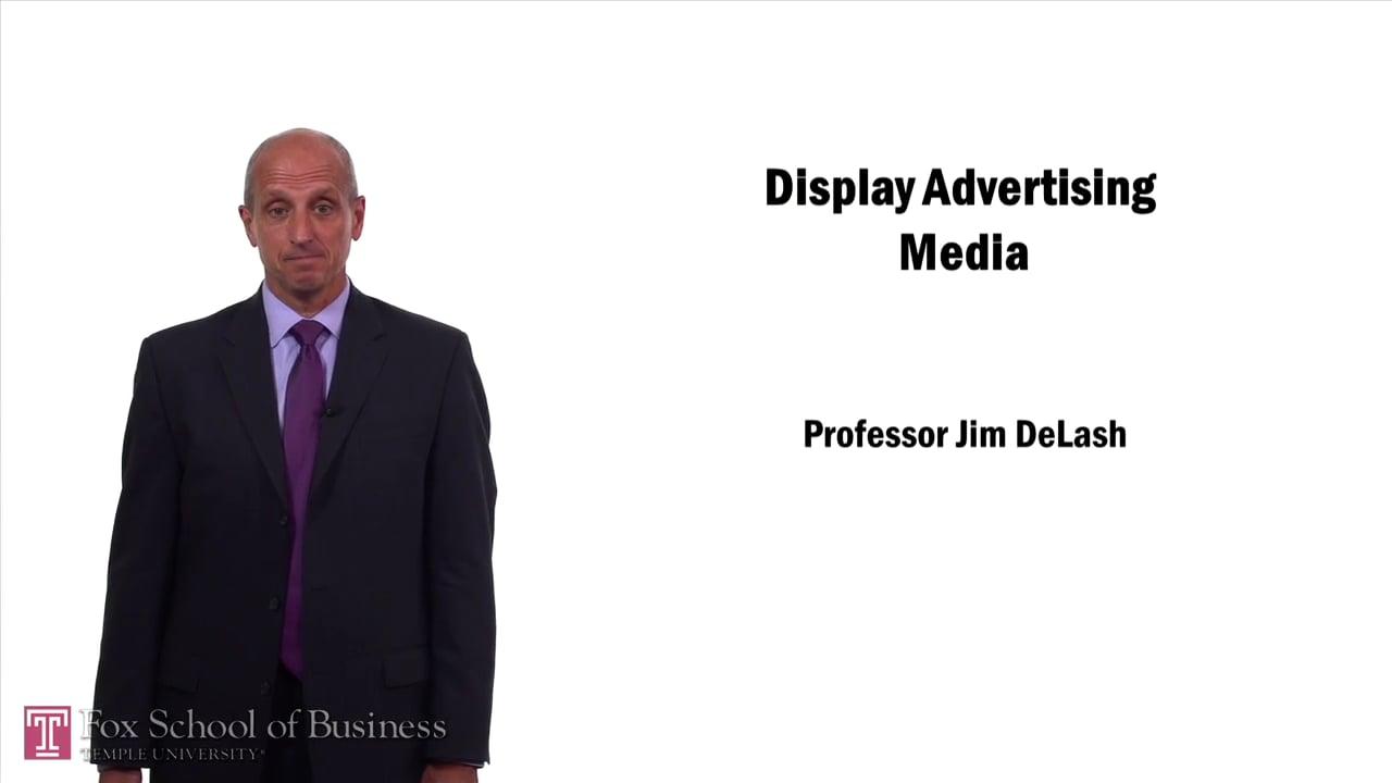 57518Display Advertising Media