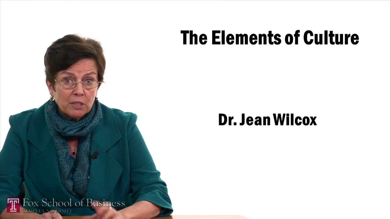 57428The Elements of Culture