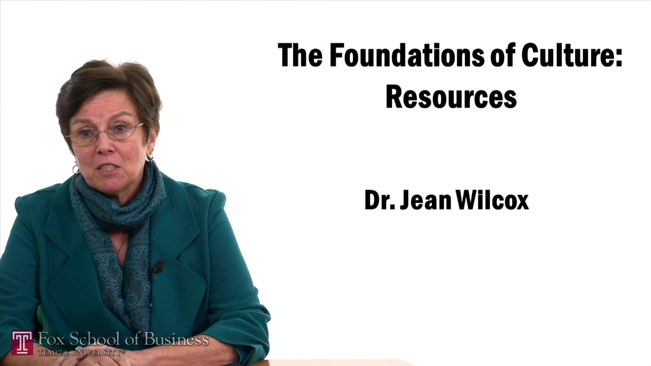 57429The Foundations of Culture – Resources