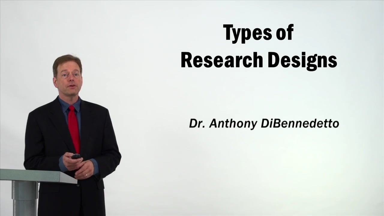 57356Types of Research Designs