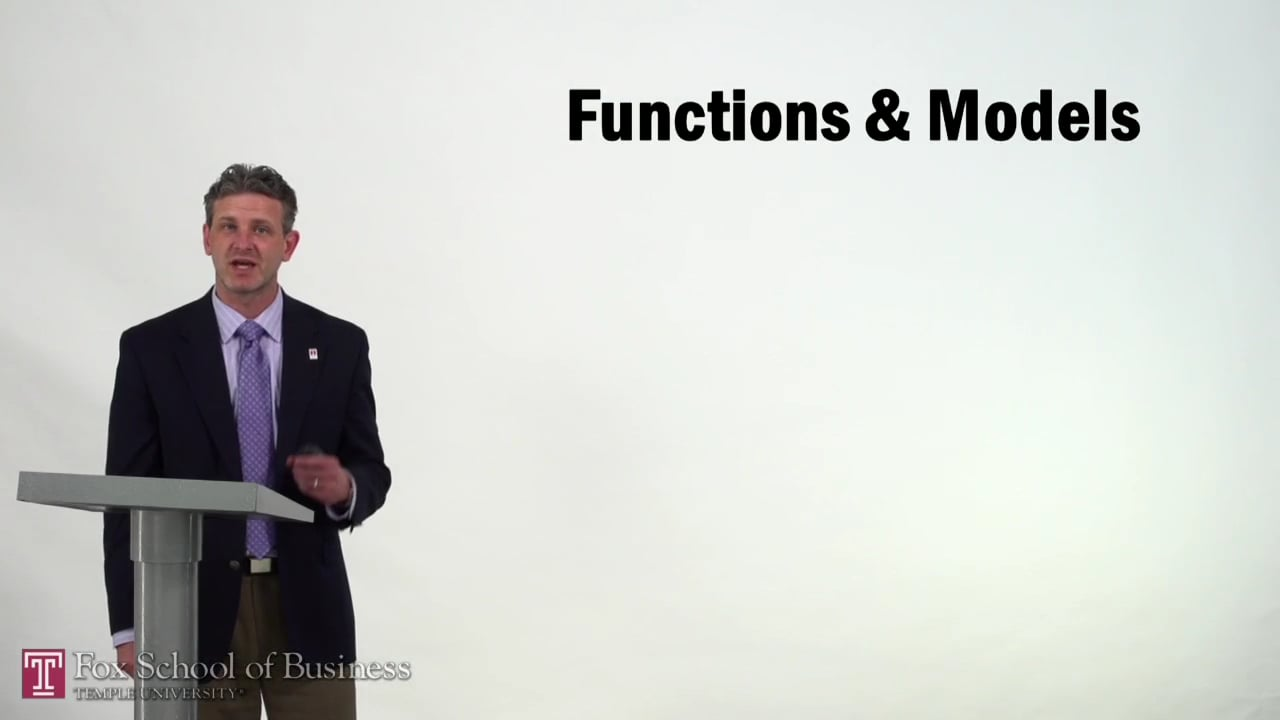 57321Functions and Models