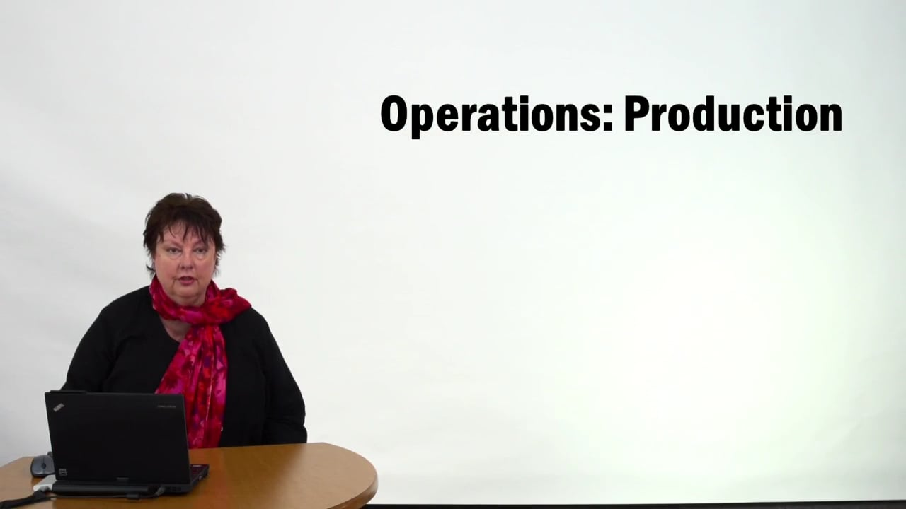 57292Operations – Production