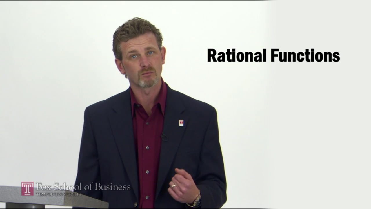 57287Rational Functions