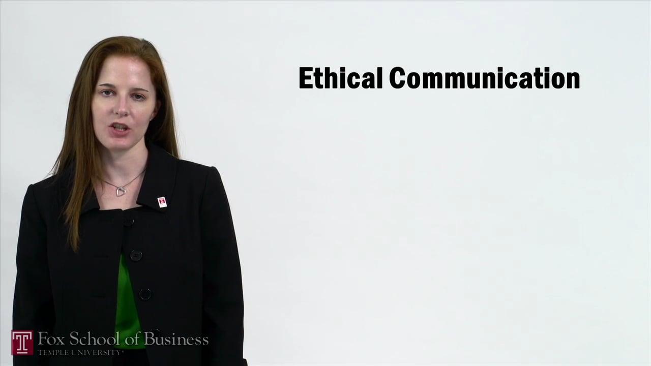 57254Ethical Communication