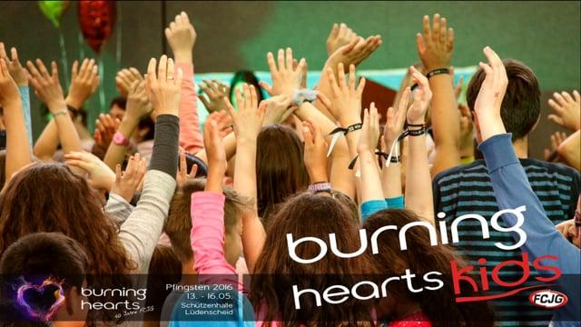 Burning Hearts Kids 1