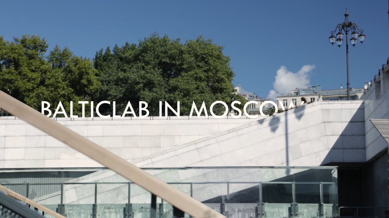 Balticlab 4.0 in Moscow