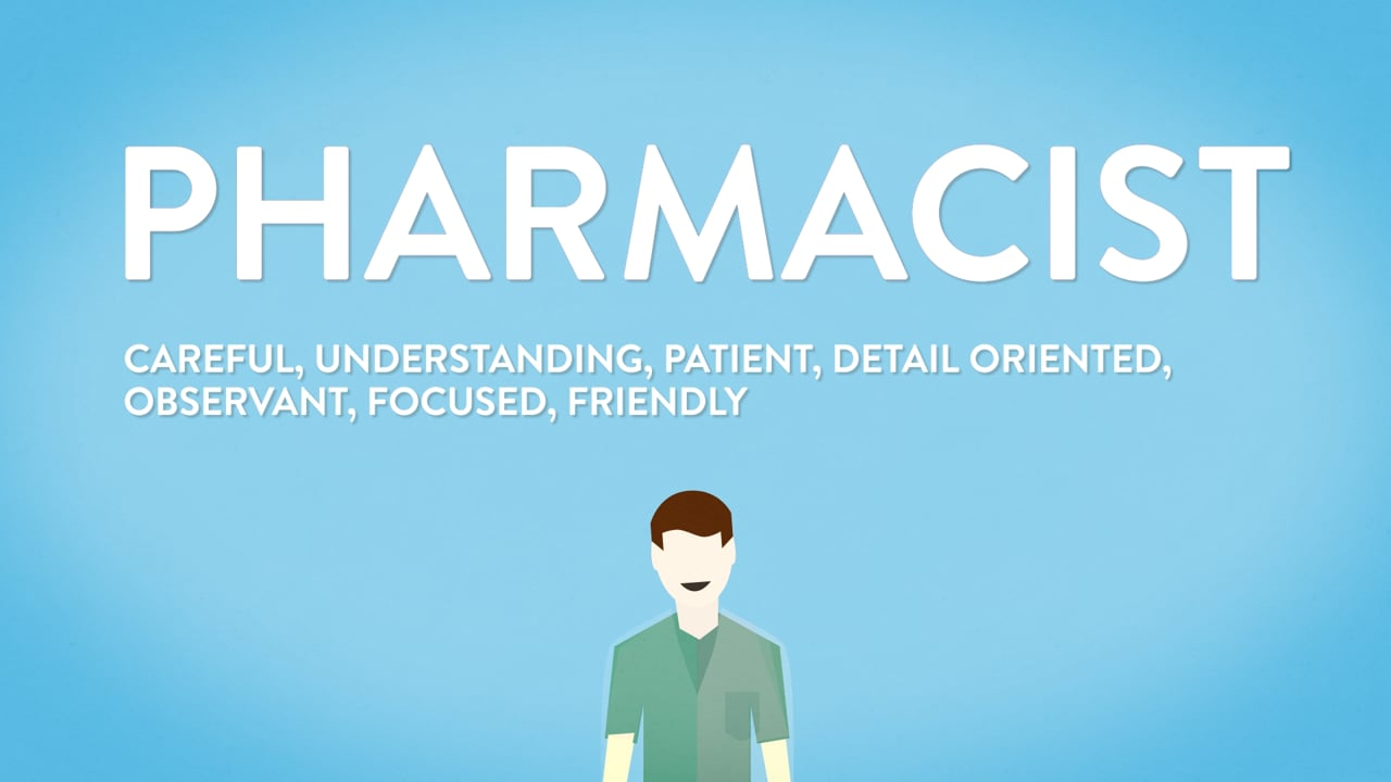 • • BYCTWD // PHARMACIST
