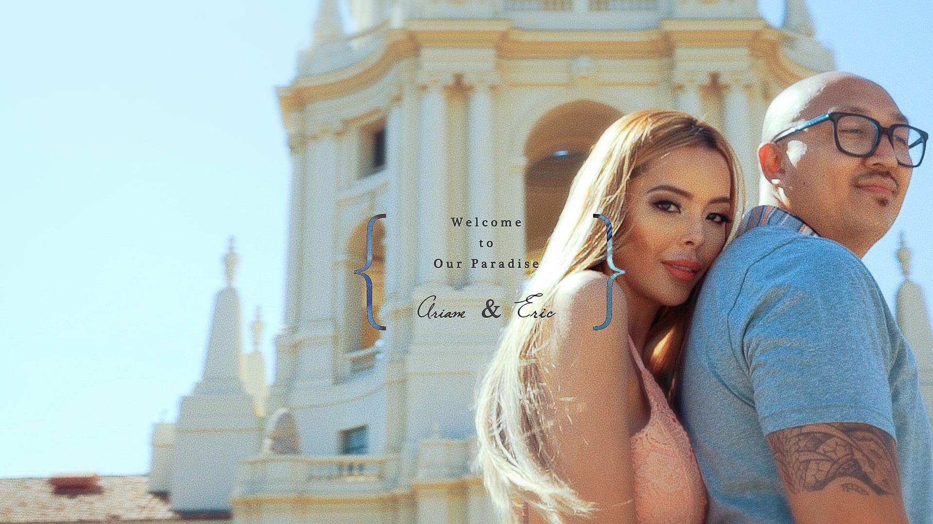 *Ariane & Eric (Pre-Wedding Film) *