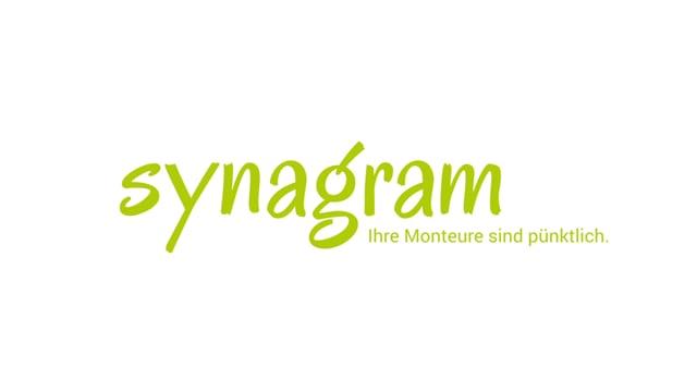 Synagram - Ihre Monteure sind pünktlich, QNE