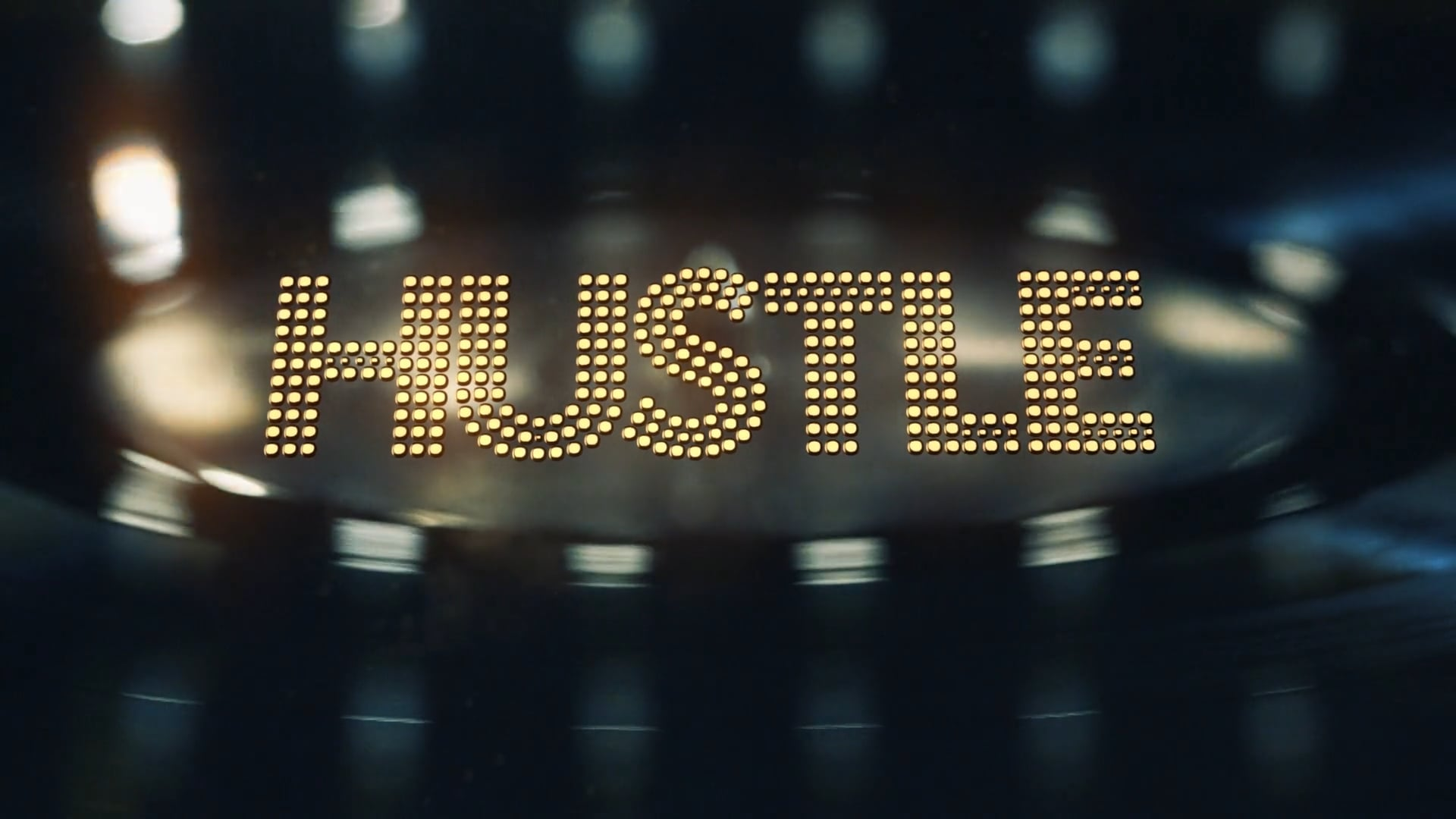 Hustle - Title Sequence