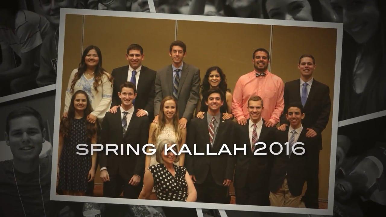 Spring Kallah 2016 slideshow