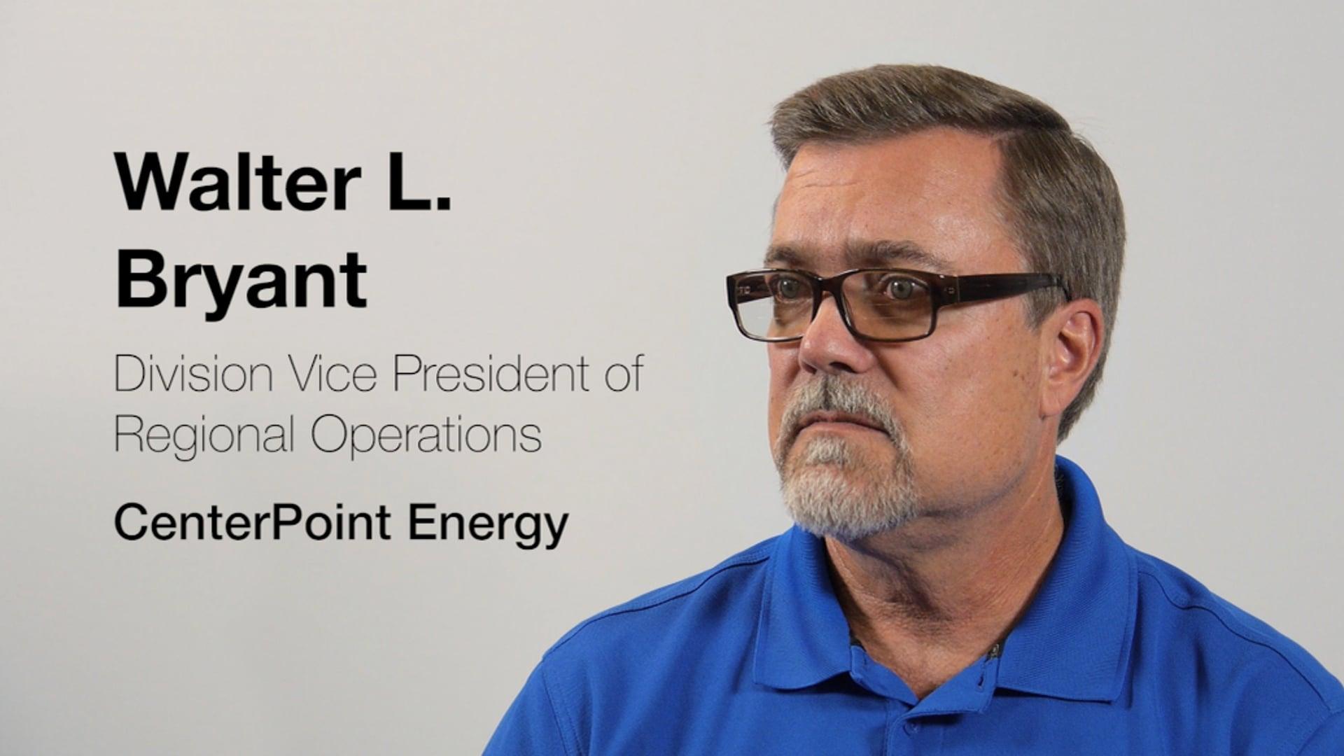 CenterPoint Energy | Walter Bryant