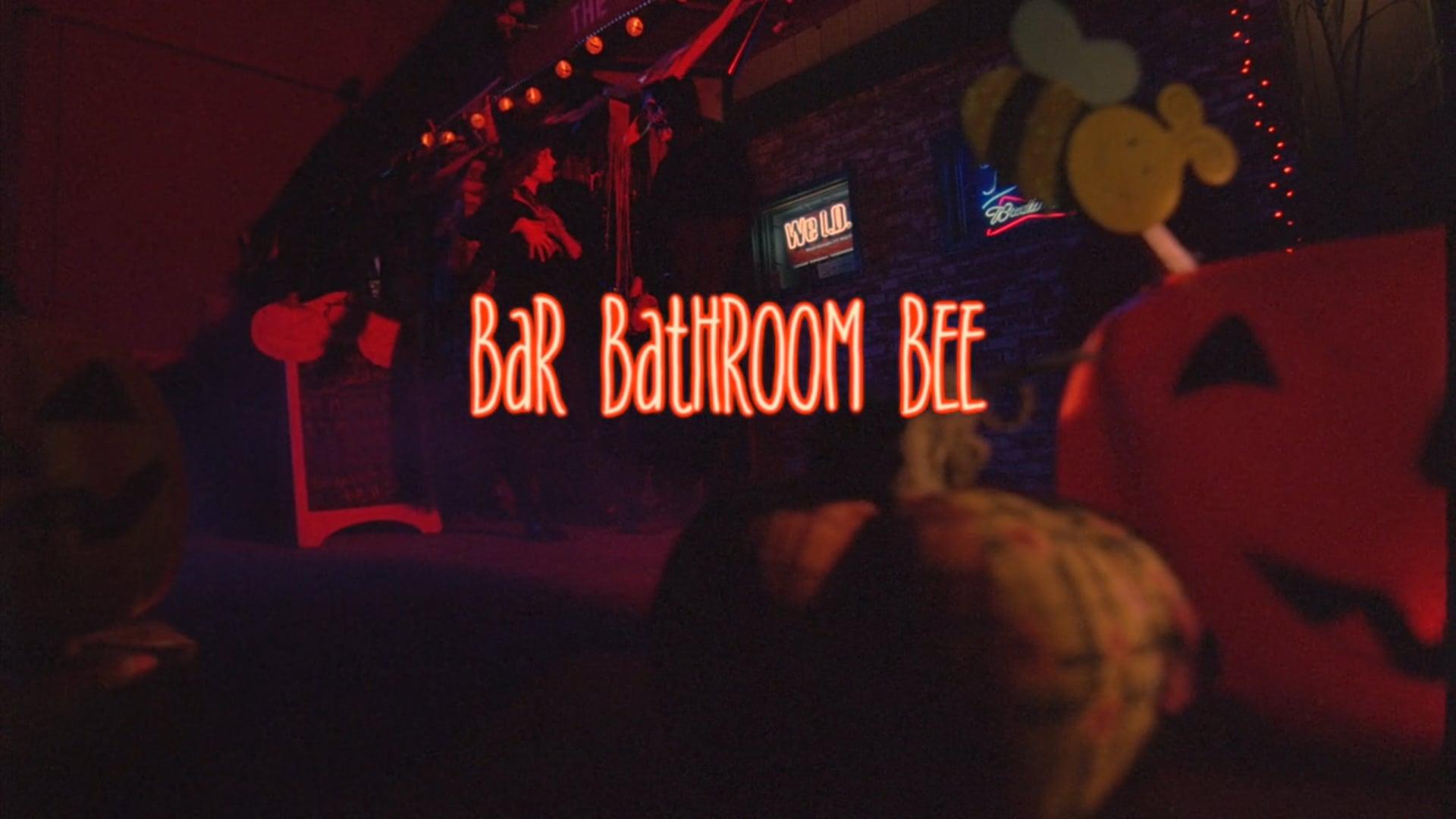 Bar Bathroom Bee