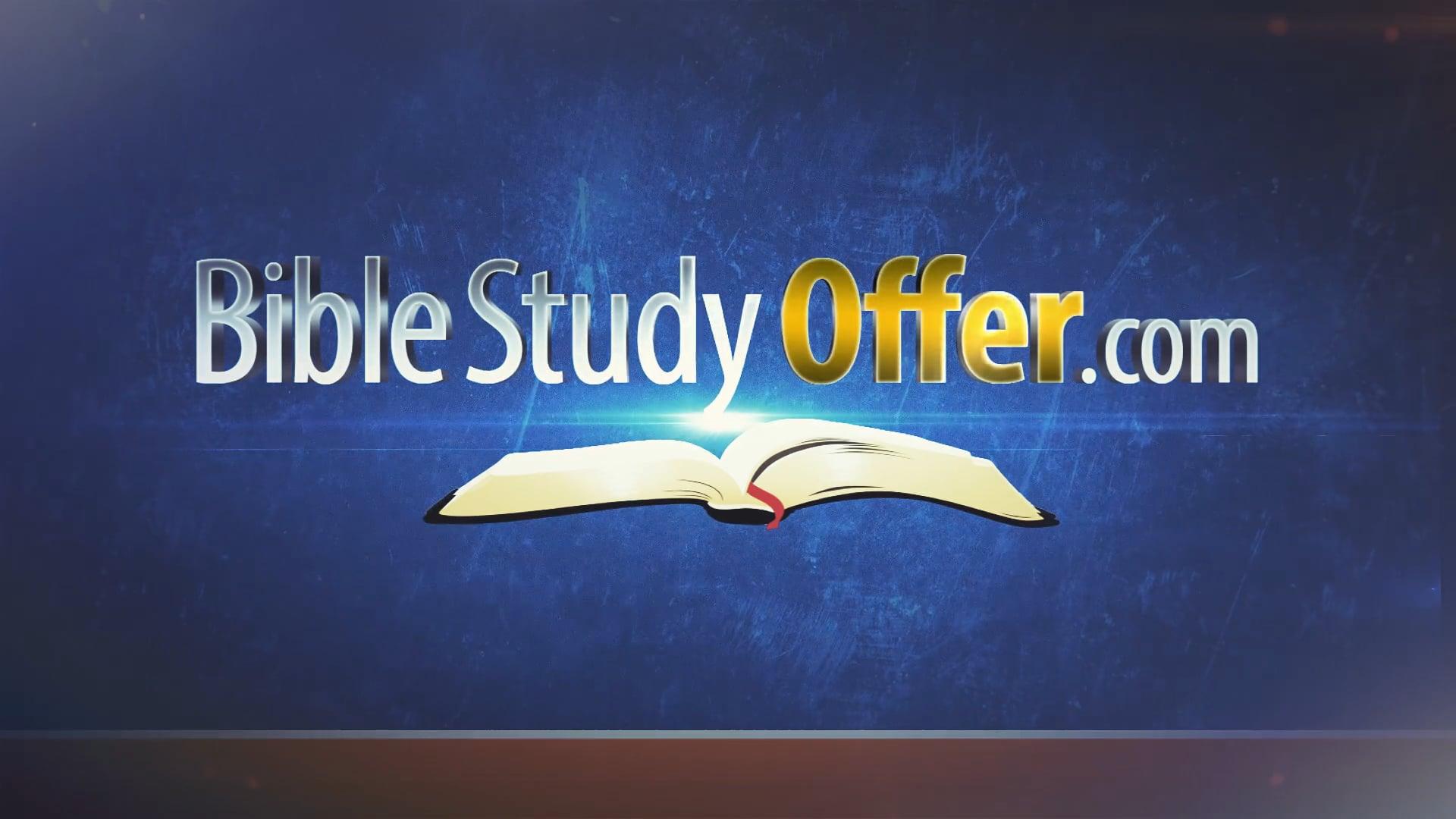 BibleStudyOffer.com