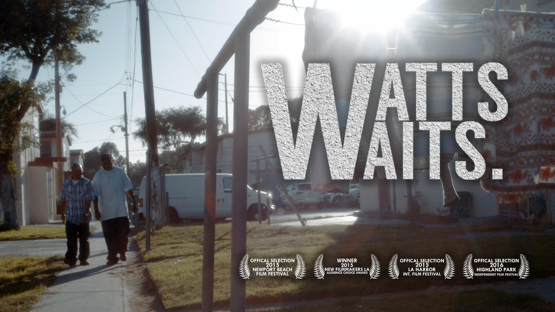 WATTS WAITS - The Redevelopment of Jordan Downs