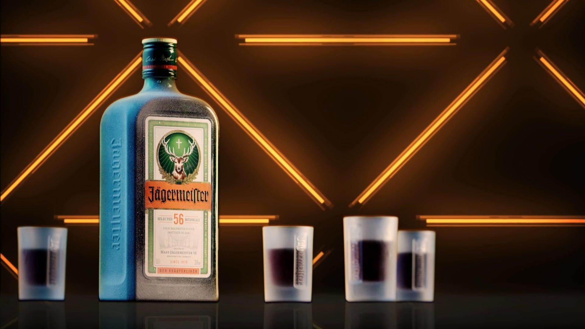 Die neue Jägermeister Flasche