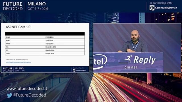 NET04 - ASP.NET Core 1.0
