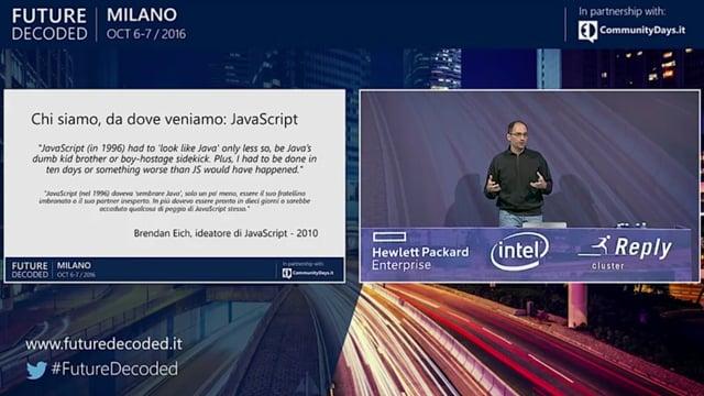 WEB04  - Da Javascript a Typescript