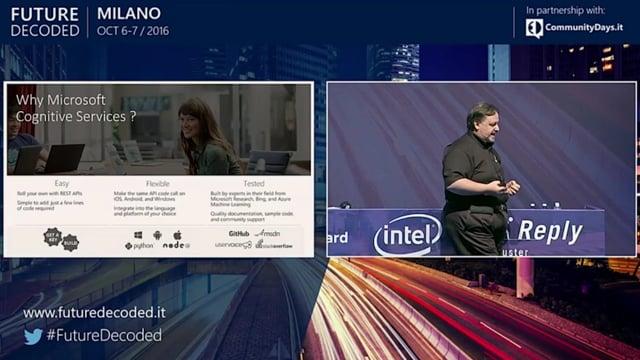DEV08 - Visione artificiale con Cognitive Services, IoT e Azure