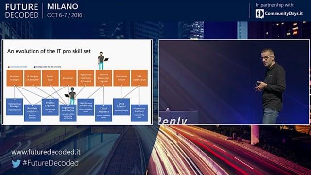 ITP01 - Come integrare architetture cloud e on premise