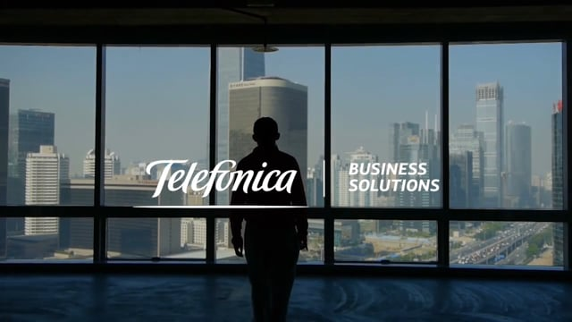 We are now Telefónica Business Solutions!